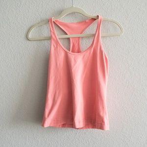 Lululemon Pink Women's Tank Top Size Small
